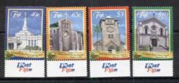Fiji 2014 Xmas Churches MUH - Fiji (1970-...)