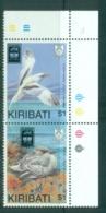 Kiribati 1989 Birds Pr Opt STAMPSHOW , Melbourne MUH - Kiribati (1979-...)