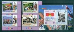 Kiribati 2007 Scouting + MS MUH Lot79959 - Kiribati (1979-...)