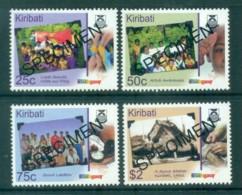 Kiribati 2007 Scouting SPECIMEN MUH Lot79958 - Kiribati (1979-...)