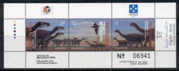 Micronesia 1999 Prehistoric Animals, Dinosaurs MS MUH - Micronesia