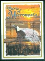 Micronesia 2001 Bird, Bird Of Paradise MS MUH - Micronesia