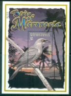 Micronesia 2001 Bird, Cuckoo MS MUH - Micronesia