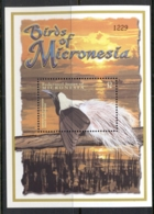 Micronesia 2001 Birds Of Micronesia MS MUH - Micronesia