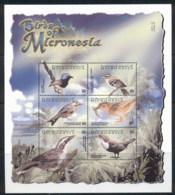 Micronesia 2001 Birds Of Micronesia Sheetlet MUH - Micronesia