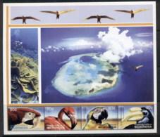 Micronesia 2003 Birds MS MUH - Micronesia