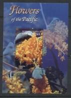 Micronesia 2004 Flowers Of The Pacific MS MUH - Micronesia