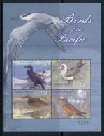Micronesia 2007 Birds Of The Pacific Ms MUH - Micronesia