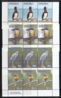 Micronesia 2007 Birds Of The Pacific Str3 MUH - Micronesia
