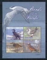 Micronesia 2009 Birds Of The Pacific MS MUH - Micronesia