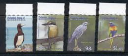 Micronesia 2009 Birds Of The Pacific MUH - Micronesia