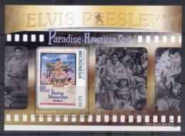 Micronesia 2010 Elvis Presley 75th Birthday, Paradise Hawaiian Style MS MUH - Micronesia