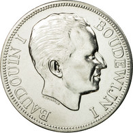 Belgique, Médaille, Le Roi Baudouin Ier, Thiébaud, FDC, Copper-nickel - Autres