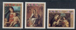 Nauru 1983 Xmas MUH - Nauru