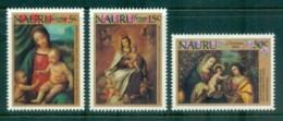 Nauru 1983 Xmas MUH Lot79533 - Nauru