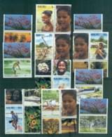 Nauru 1984 Views, Island Life (11/12, No 25c) MUH Lot79542 - Nauru