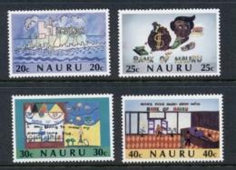 Nauru 1986 Bank Of Nauru MUH - Nauru