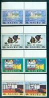 Nauru 1986 Bank Of Nauru Prs MUH Lot79546 - Nauru