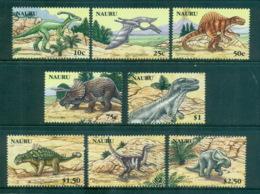 Nauru 2006 Prehistoric Animals, Dinosaurs MUH Lot70845 - Nauru