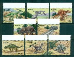 Nauru 2006 Prehistoric Animals, Dinosaurs MUH Lot70847 - Nauru