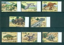 Nauru 2006 Prehistoric Animals, Dinosaurs MUH Lot70848 - Nauru