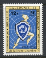 New Caledonia 1972 Chamber Of Commerce - New Caledonia