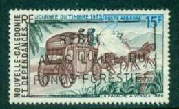 New Caledonia 1973 Stamp Day FU Lot49614 - New Caledonia
