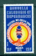 New Caledonia 1975 Melanesia Festival MUH Lot49574 - New Caledonia