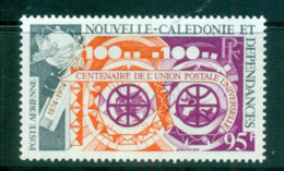 New Caledonia 1974 UPU Centenary MUH Lot56495 - New Caledonia