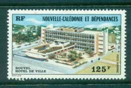 New Caledonia 1976 New City Hall MLH Lot49660 - New Caledonia