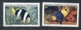 New Caledonia 1984 Noumea Aquarium, Fish MUH - Nuevos
