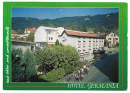 BREGENZ Am Steinenbach Hotel GERMANIA 1995 - Bregenz