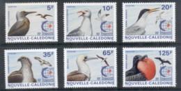 New Caledonia 1995 Birds, Singapore '95 MUH - New Caledonia