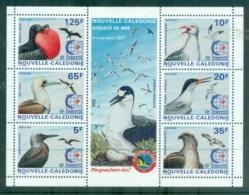 New Caledonia 1995 Singapore '95, Birds MS MUH - New Caledonia