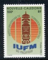 New Caledonia 1995 Teachers Training College MUH - New Caledonia