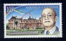 New Caledonia 1997 Henri La Fleur, Senator MUH - New Caledonia