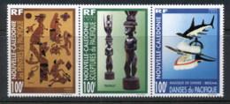 New Caledonia 1997 South Pacific Arts Str3 MUH - New Caledonia