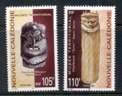 New Caledonia 1998 Artifacts From Territorial Museum MUH - New Caledonia