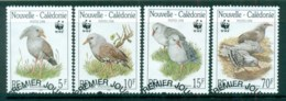 New Caledonia 1998 WWF Kagu FU Lot81482 - New Caledonia