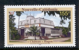 New Caledonia 1999 Chateau Hagen MUH - New Caledonia