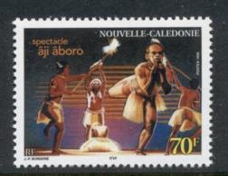 New Caledonia 1999 Dancers MUH - New Caledonia
