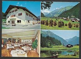 STOCKACH Lechtal Tirol Reutte Gasthof Pension TRAUBE - Lechtal