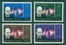 New Hebrides (Br) 1966 Winston Churchill MUH - English Legend