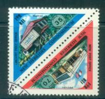 New Hebrides (Br) 1974 Post Office Pr FU Lot81398 - English Legend