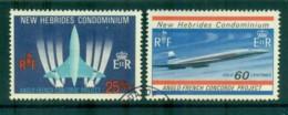 New Hebrides (Fr) 1968 Concorde FU Lot81385 - French Legend