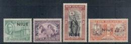 Niue 1946 Victory MLH - Niue