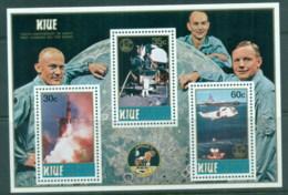 Niue 1979 Apollo 11 Space Mission MS MUH - Niue