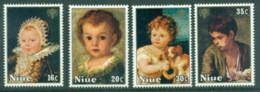 Niue 1979 IYC Intl, Year Of The Child MUH - Niue