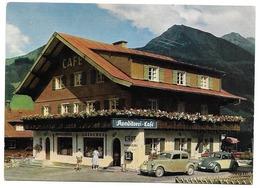 MITTELBERG Kleinwalsertal Café Konditorei DRECHSEL - Kleinwalsertal