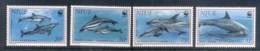 Niue 1993 WWF Pacific Dolphins MUH - Niue